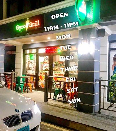 Open 7 Days a week 11AM - 11PM