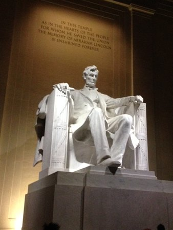 Washington DC Evening Tour: Lincoln