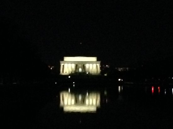 Washington DC Evening Tour: Reflection
