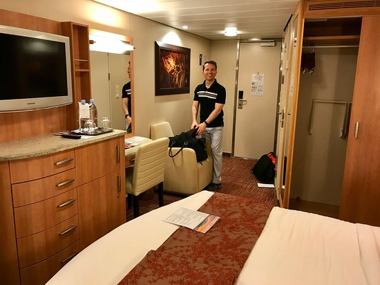 Celebrity Equinox: Inside Stateroom, Deck 7, 7304