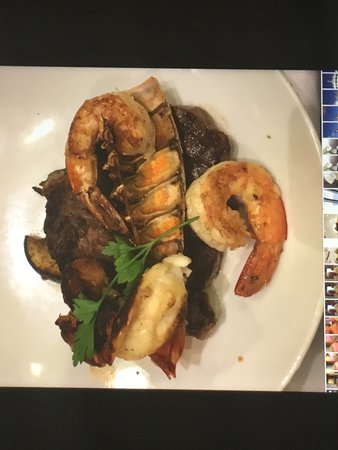 Pacific Dawn: We ordered this in the Waterfront steak and lobster this was an extra not o