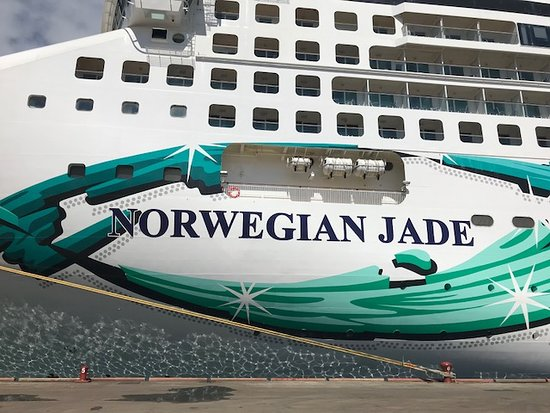 Norwegian Jade: Jade