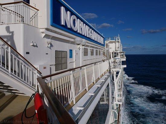Norwegian Pearl: NCL Pearl