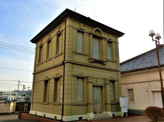 Former Kimura Fabrics Export Factory (Ashikaga Fabrics Memorial Hall)