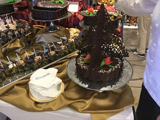 Azamara Journey: Chocolate Buffet