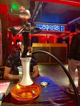Best Shisha and Mexican cousin