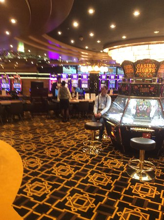 MSC Splendida: The casino