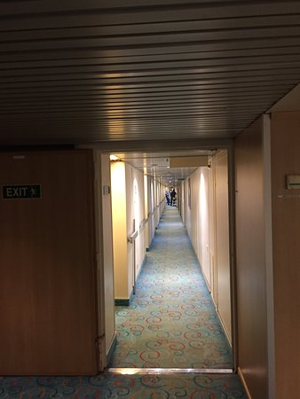 Boudicca: Noisy corridor