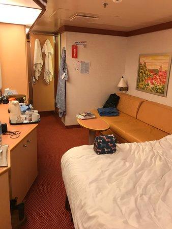 Carnival Dream: Our cabin 6306