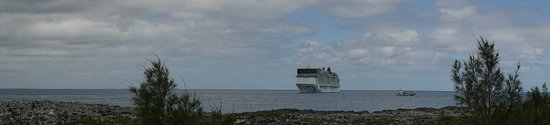 Norwegian Epic: The Epic, Great Stirrup Cay