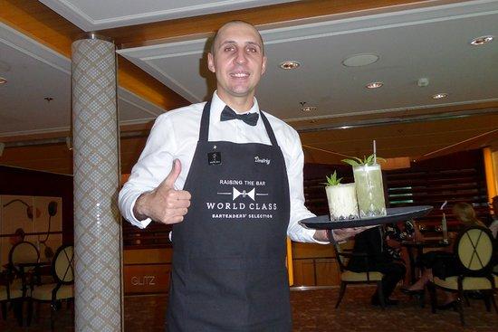 Celebrity Solstice: Dimitri World Class Bar