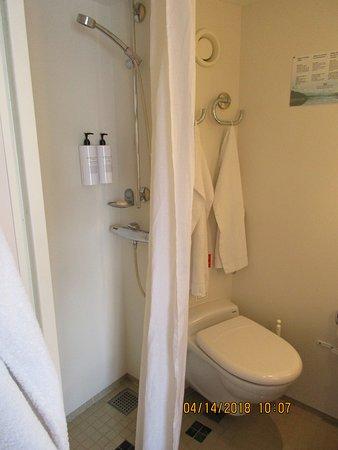 Finnmarken: Bathroom  Suite 611