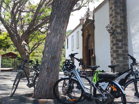 AIDAvita: Impressive stop at the chappel Las Nieves
