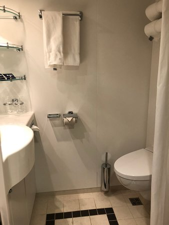 MSC Magnifica: Bathroom clean and fine.