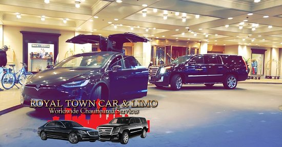 Seattle Royal Town Car & Limo Worldwide Chauffeured Services