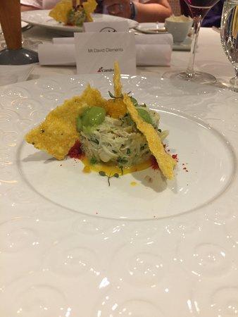 Carnival Splendor: Chef's Table Dinner