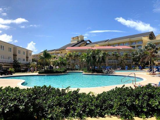 Celebrity Equinox: St. Kitt's Marriott Pool