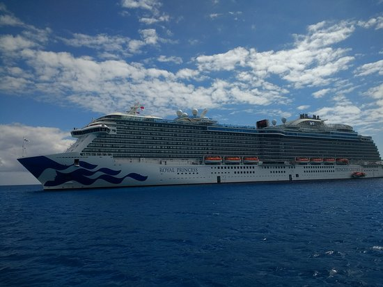 Royal Princess: She's a Beaut!