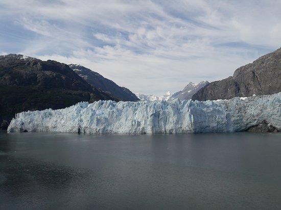Ruby Princess: Glacier Bay: Margerie Glacier