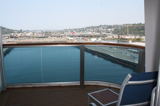 Ruby Princess: balcony