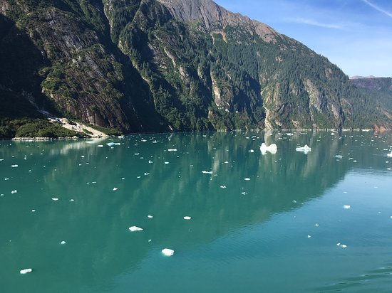 Celebrity Solstice: Tracy Arm Fjord