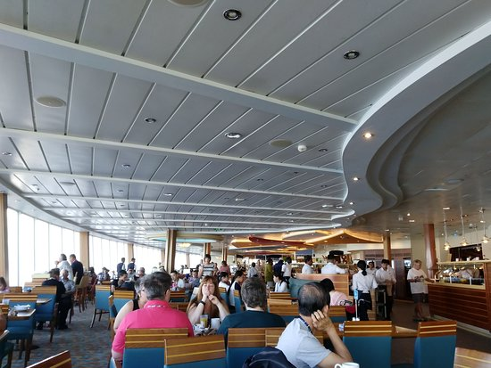 Oasis of the Seas: Windjammer Buffet