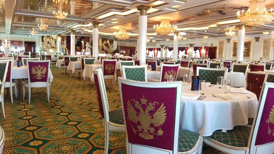 Norwegian Pearl: Summer Palace main dining room