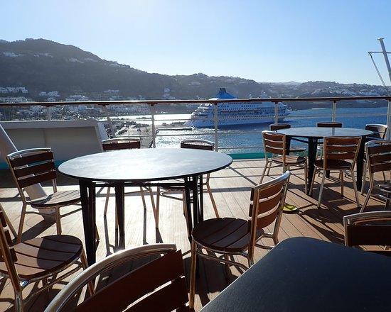 Horizon: Photo 4: Deck 11 Aft Ocean-view Grill