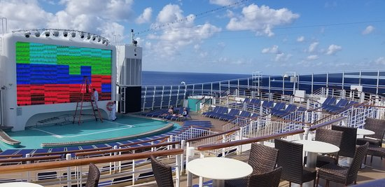Norwegian Epic: Spice