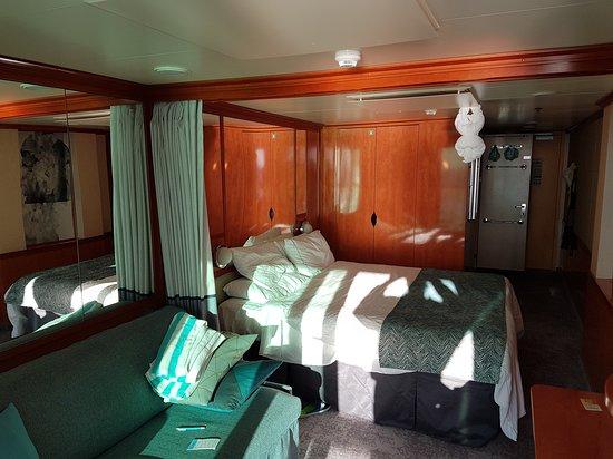 Norwegian Gem: Cabin 11500