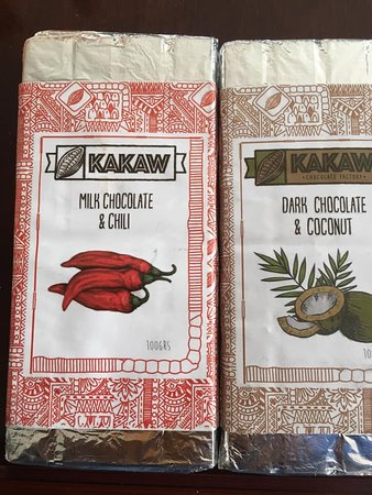 Norwegian Jade: Had to buy Chocolates from Costa Maya, Mexico.