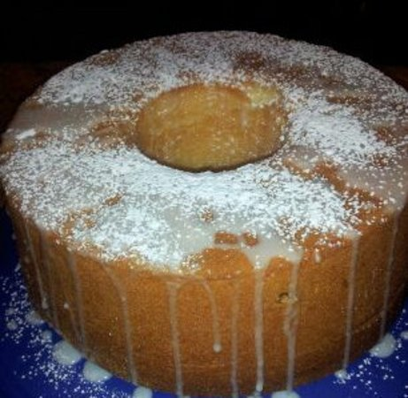 M&M Meals for the Soul: Key Lime Pound Cake.