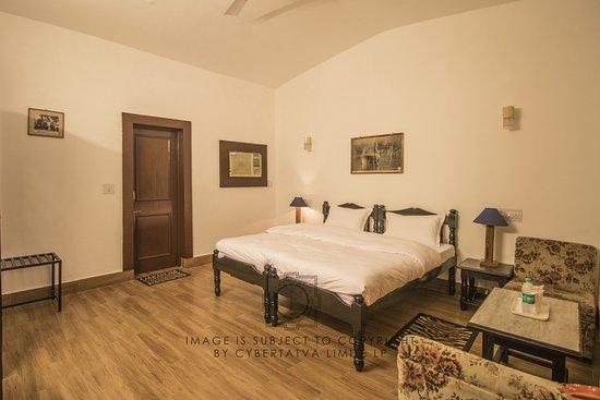 Interior - Picture of The Krishna Jungle Resort, Kanha National Park - Tripadvisor