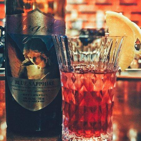 Angel Blueberry Club: ブルーベリーワインを使ったオリジナルカクテル