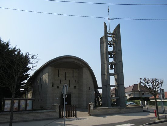 Villeparisis, Francja: L'église