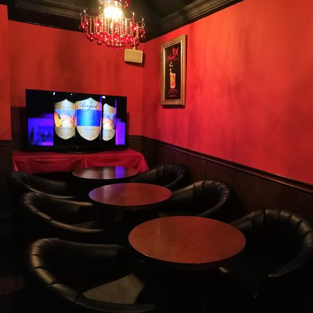 Angel Blueberry Club: 個室(4名~8名さまが利用可能)
