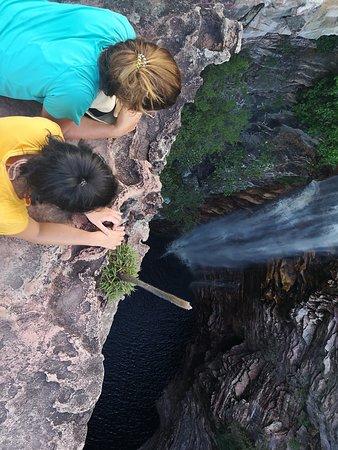 Ảnh về Cachoeira do Buracao