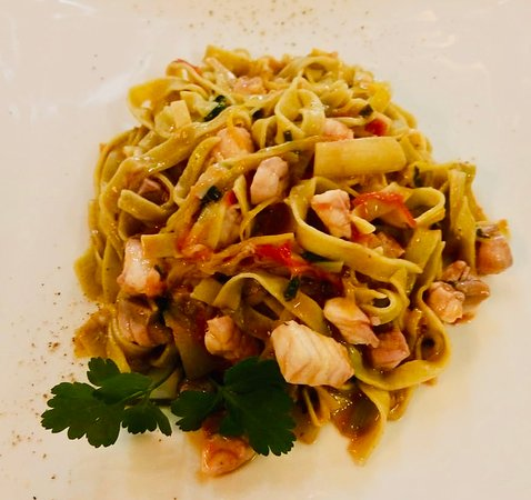 Costa Sant' Abramo, إيطاليا: Nel nostro menù solo prodotti stagionali e freschi