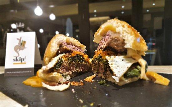Paninoteca Skip Lido di Camaiore: Hamburger