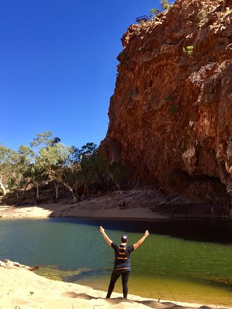 West MacDonnell Ranges Day Trip from Alice Springs: Ormiston Gorge
