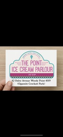 The Point Ice Cream Parlour: Gluten free and dairy free options available