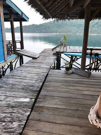 Floating Paradise Photo