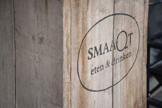 Restaurant SmaaQt: Terras