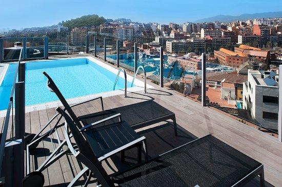 加泰羅尼亞公園古爾酒店
