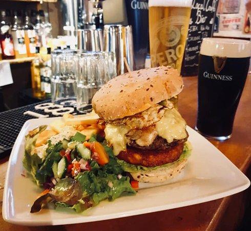 Chalet Le Sherpa: Farmhouse Burger