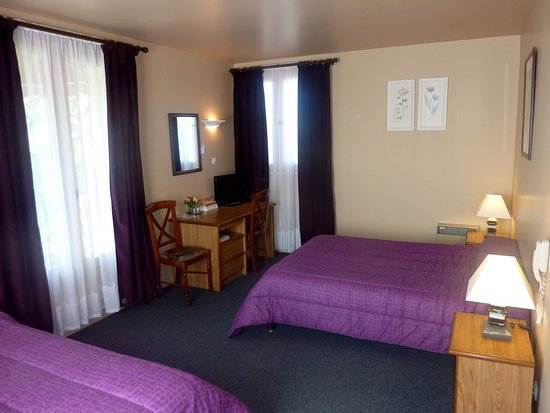 Le Sambuc, Francia: Chambre quadruple premier étage