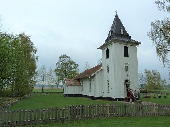 Mariestad, Thụy Điển: Fågelö Kapell på Torsö