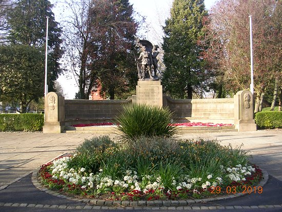 Royal Welch Fusiliers War Memorial