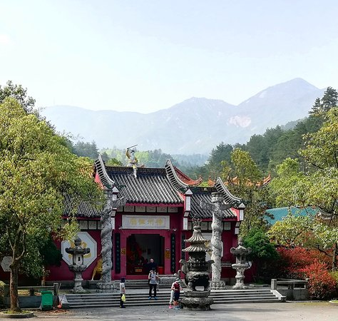 Hengyang, Kina: Вид на ворота