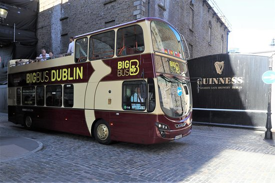 ‪Big Bus Tours Dublin‬